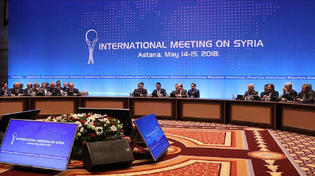Eleventh Astana talks for Syria to be held on Nov. 28-29