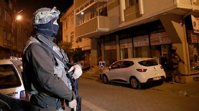 16 PKK/KCK suspects arrested in southern Turkey
