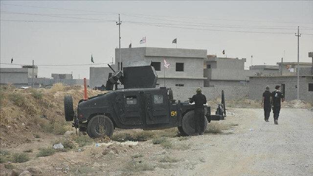 Iraqi forces arrest 12 Daesh militants in Nineveh