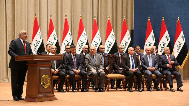 Iraqi parliament to vote on remaining ministers in next session