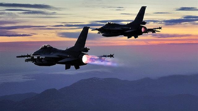 Turkish jets 'neutralize' 6 PKK terrorists in N. Iraq