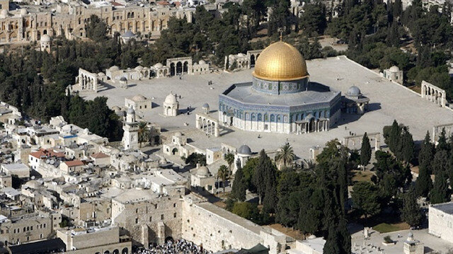 No settlement without Jerusalem: Palestinian official