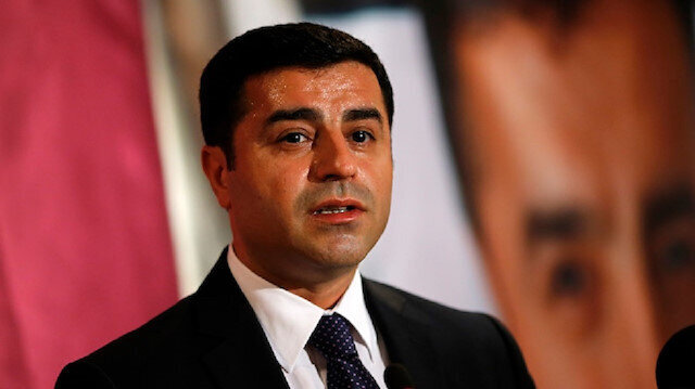 Turkish court rules to keep HDP co-chair Demirtaş in jail