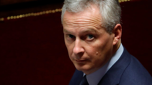 France must speed up tax cuts, says Finance Minister Le Maire