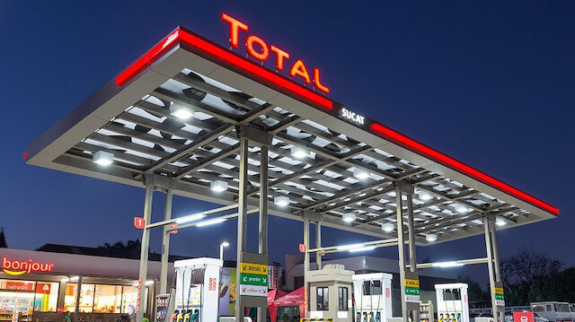 Total says fuel stations running dry due to 'yellow vest' protests