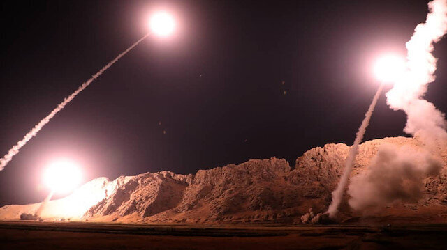 Iran says it recently tested a ballistic missile
