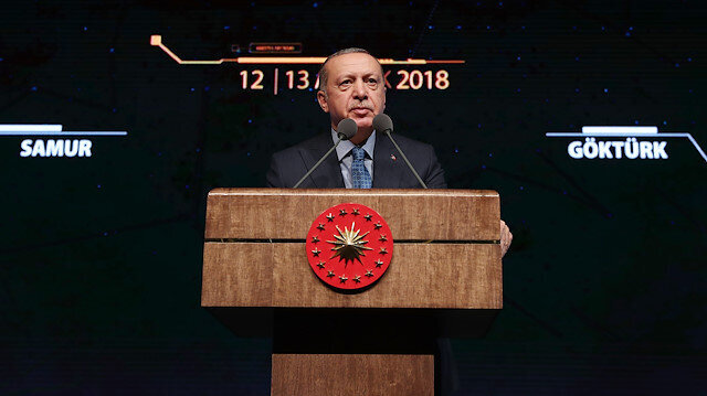 Turkey to launch operation east of Euphrates in Syria in a few days: Erdoğan