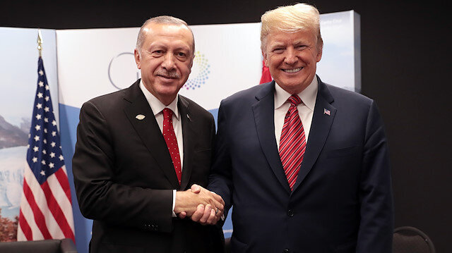 Trump's Syria withdrawal decided during Erdoğan call: AP