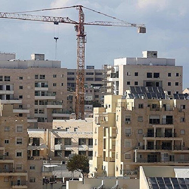 Israel approves construction of W. Bank housing units: NGO