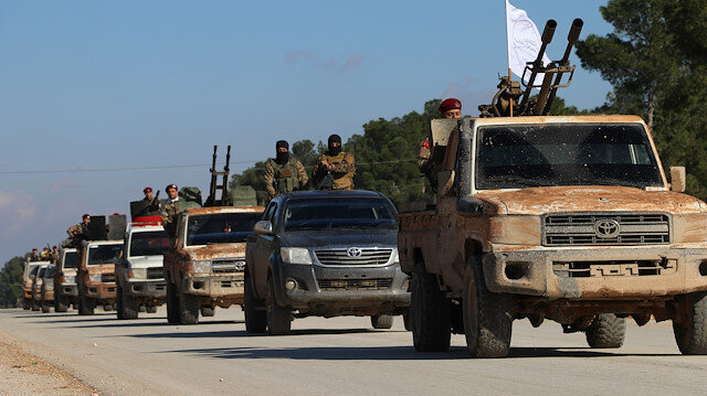 Syrian opposition sends troops to Manbij