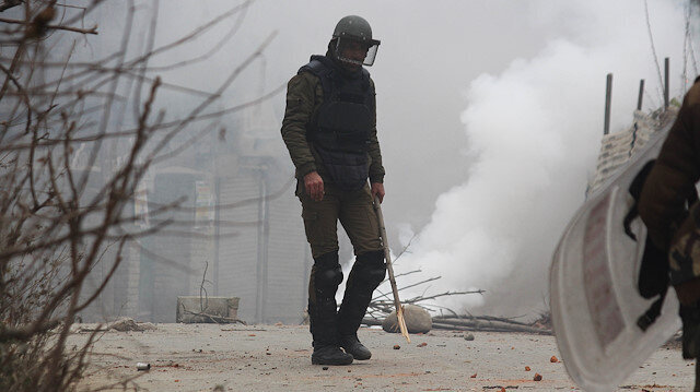 Indian forces kill four in Kashmir