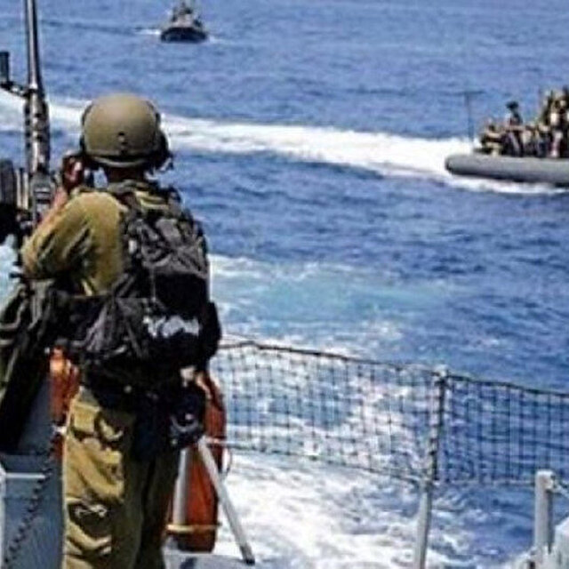 Israel detains two Palestinian fishermen off Gaza coast