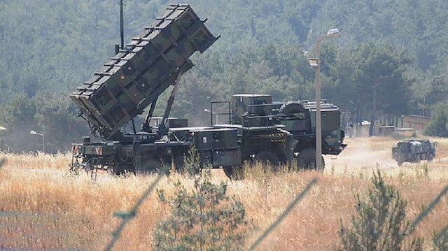 US tells Turkey to cancel Russian S-400 order in exchange for Patriots sale