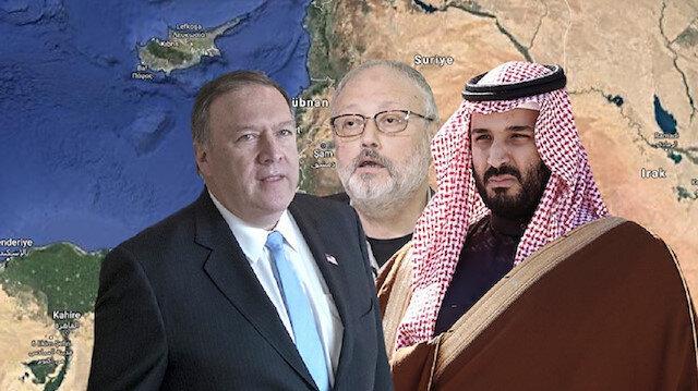US to give Syria role to Saudi in bid to whitewash Khashoggi murder