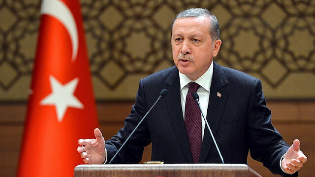 Turkey's 2018 economic growth will 'exceed expectations,' says Erdoğan