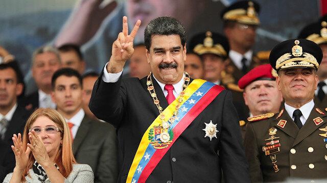Venezuelan army rejects 'self-proclaimed president'