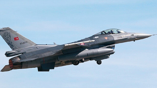 Turkish defense giant ASELSAN upgrades F-16 jets with national self-protection system