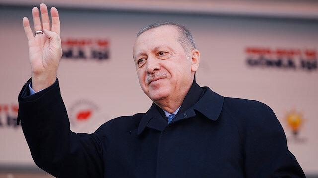 Turkey will destroy terror corridor near its border 'no matter the cost,' says Erdoğan