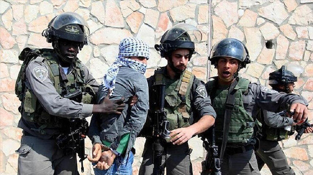 Israel continues arrest campaign in occupied West Bank