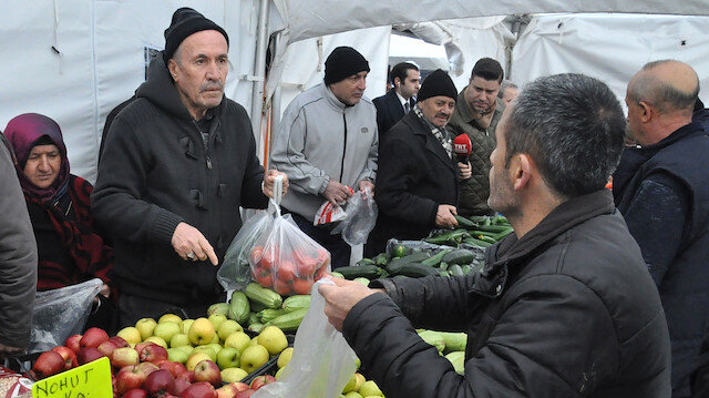 Turkey taking steps to minimize food price fluctuations