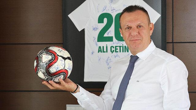 Denizlispor'un Süper Lig'deki hedefini başkan açıkladı