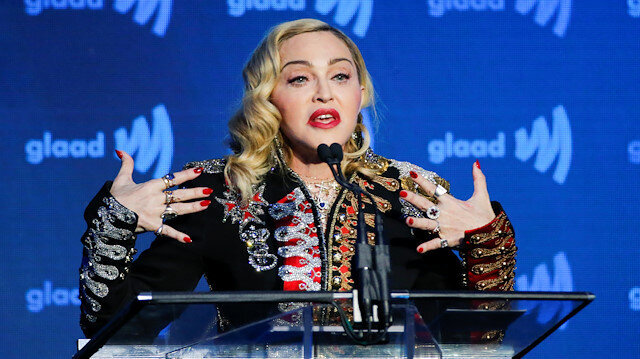 Madonna rejects demands to boycott Eurovision in Israel