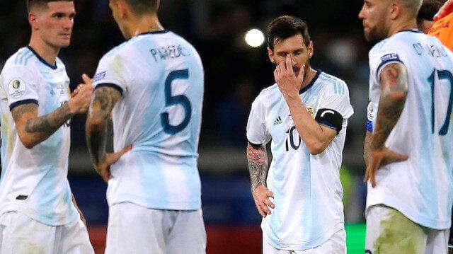 Kolombiya kazandı Arjantin hayal kırıklığı yaşattı