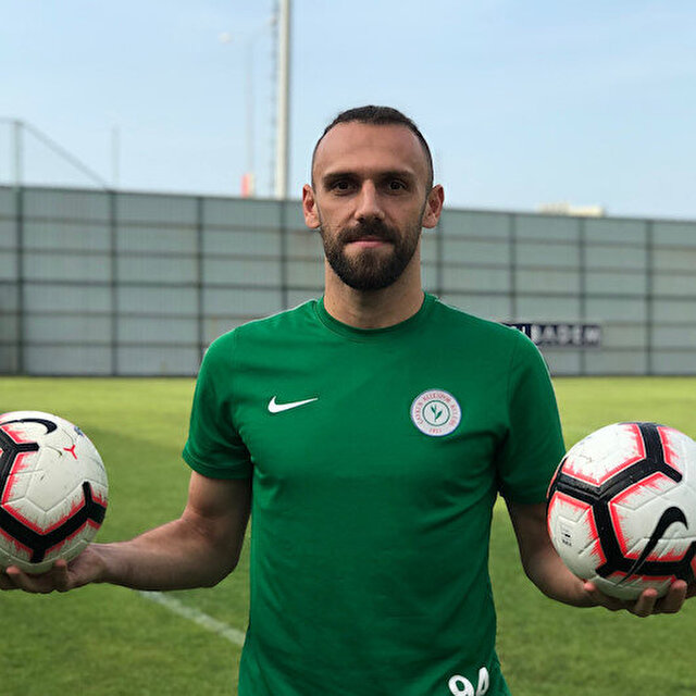 Vedat Muriç'in bonservisini Galatasaraylı yönetici açıkladı