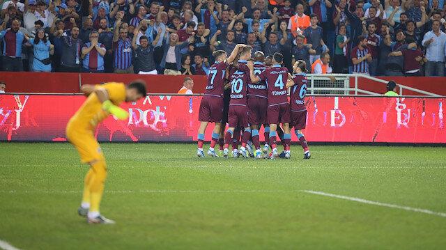 Trabzonspor-Sparta Prag: 2-1