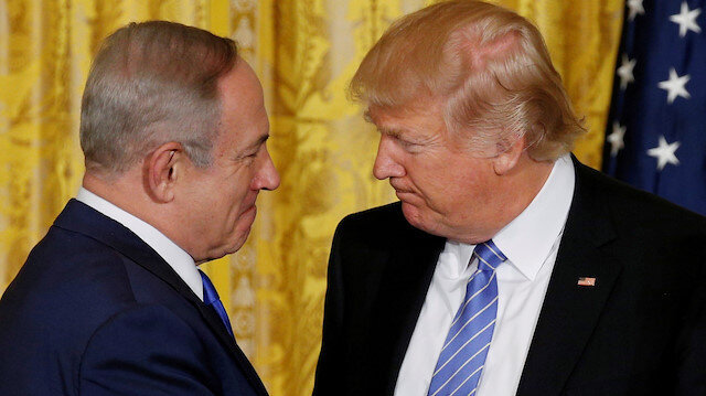 Trump says he will likely release Mideast peace plan after Israel elections