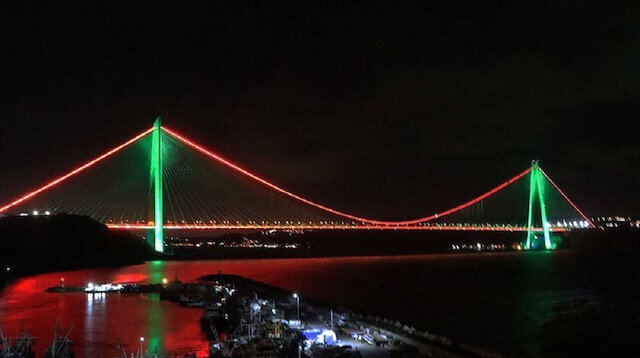 Colorful Istanbul marks Afghan independence centennial