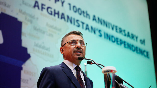 Afghan Embassy marks centenary of independence in Turkey
