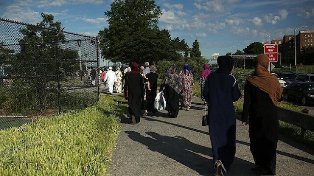 US Muslims fundraise $125,000 for detained migrants