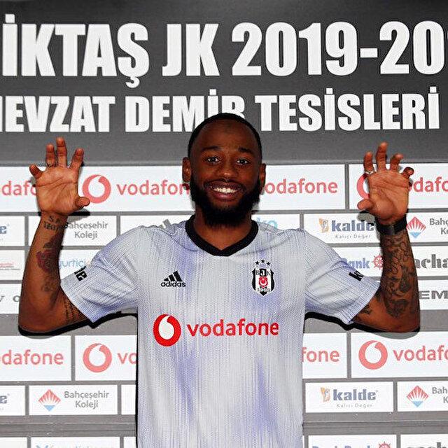 N'Koudou resmen Beşiktaş'ta