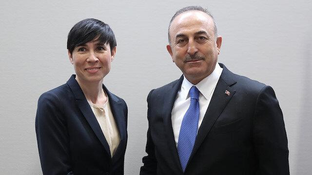 Turkish FM Çavuşoğlu due in Oslo for official visit