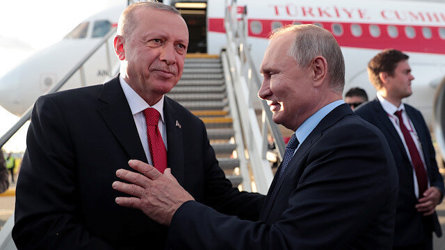 Erdoğan says Turkey could buy Russian Su-35 jets to replace F-35s
