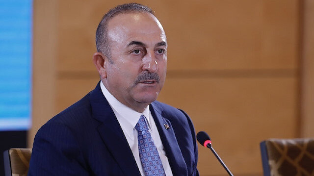 Turkish FM says US is displaying a pro-PKK attitude in Syria