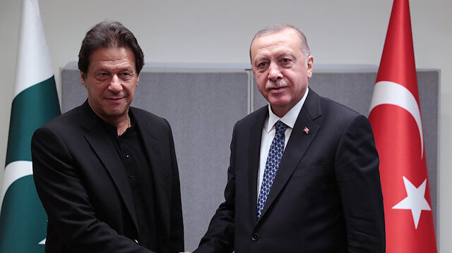 Erdoğan meets religious, political leaders in New York