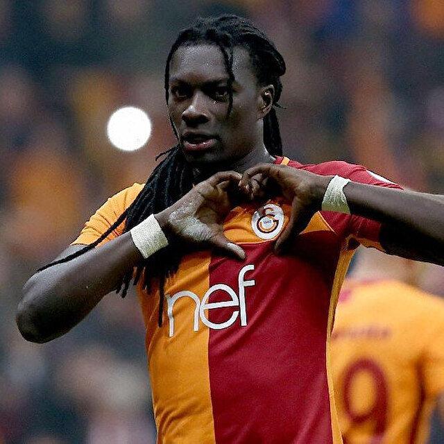 Bafetimbi Gomis'ten Galatasaray mesajı