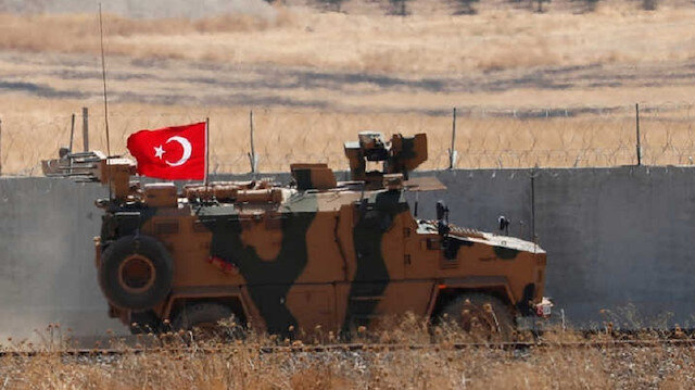 'Turkey has no intention to occupy any part of Syria'