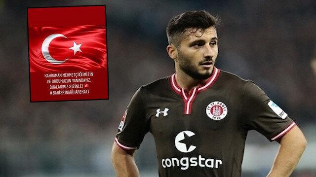 Enver Cenk Şahin'den kulübüne rest: Türkiye'ye dönüyor