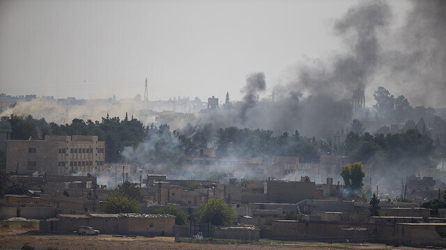 West of Syria's Tal Abyad cleared of PKK: Turkey