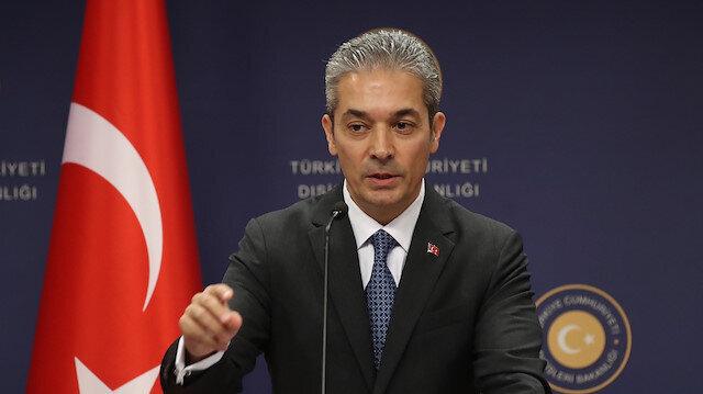 Turkey condemns Arab League chief's remarks