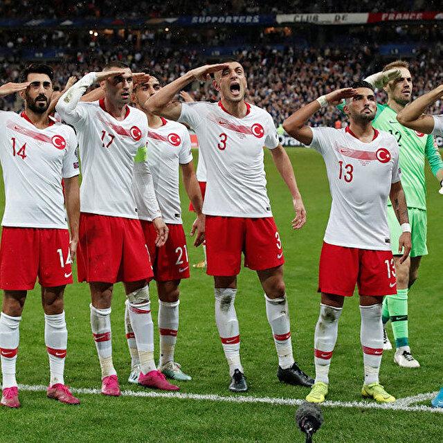 Fransa-Türkiye: 1-1