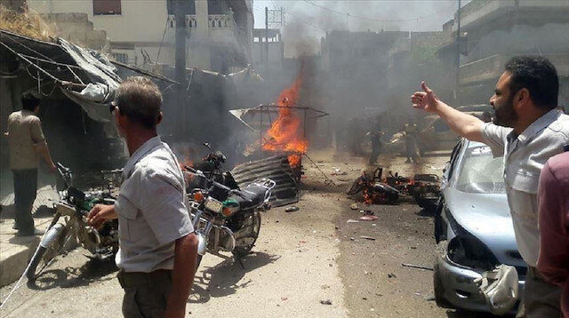 YPG/PKK terror attacks kill six civilians in Syria