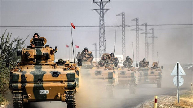 Turkey neutralizes 702 terrorists in northern Syria