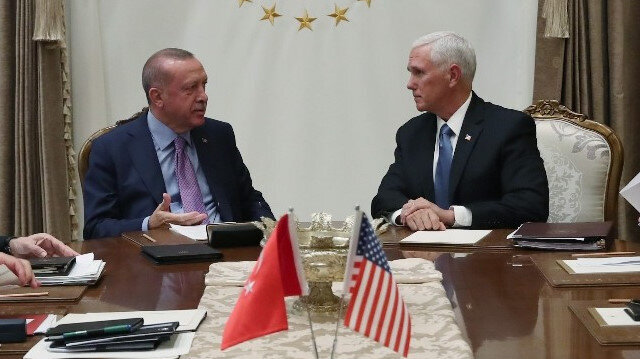 Turkey, US agree over pausing op in Syria