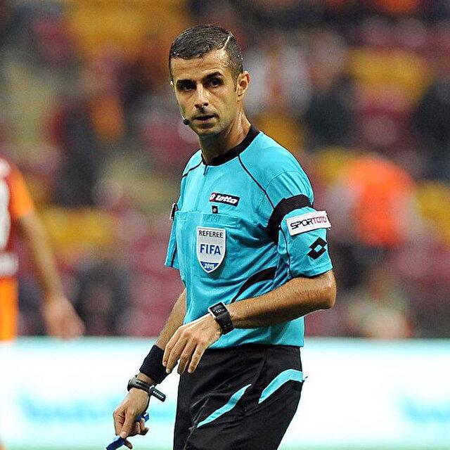 Beşiktaş-Galatasaray derbisini Mete Kalkavan yönetecek