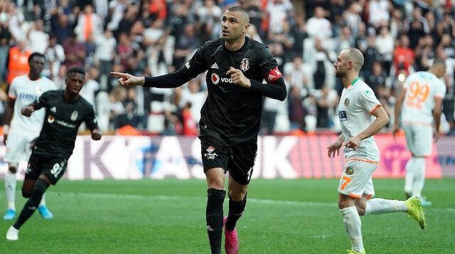 Beşiktaş'ta sakatlardan iyi haber