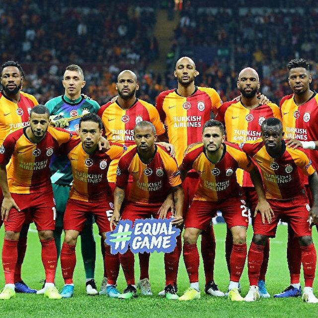 Galatasaray'ın Real Madrid kafilesi açıklandı